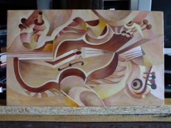 Barna hegedűs 3