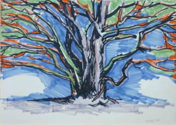 Tölgyfa