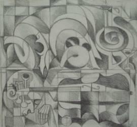 Grafit minta