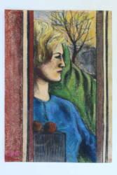 Női portré 2