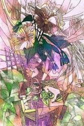 Virág grafika 4