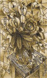 Virág grafika brakkos barna 2