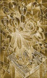 Virág grafika brakkos barna