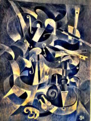 Virtuóz hegedűjáték 3